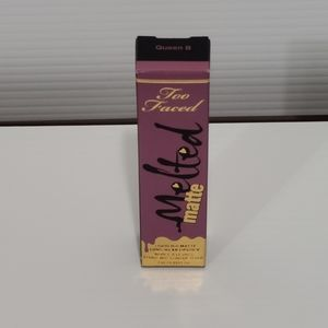 Too Faced Melted Matte Liquid Lipstick Queen Bee